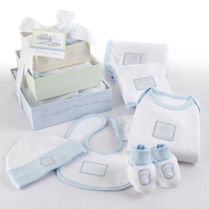 baby shower gift lafayette set in keepsake gift box