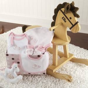 Baby Shower Rockabye gift